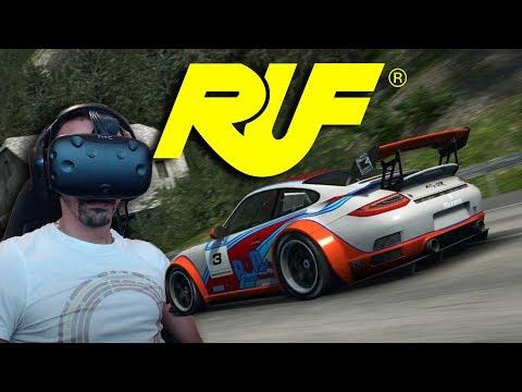 HTC VIVE - RACEROOM VR - RUF RT12R - ONLINE