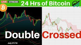 Bitcoin Death Double Cross and WHICH is the BEST Leading Indicator | July 21 2019