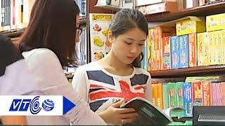 Phố sách đầu tiên tại Hà Nội có gì mới ? | VTC