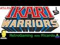 IKARI Warriors(怒) on Atari ST