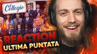 COLLEGIO 5: ULTIMA PUNTATA [REACTION MASSEIANA]