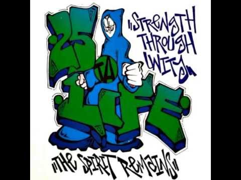 25 Ta Life - Strenght Through Unity [Full EP]