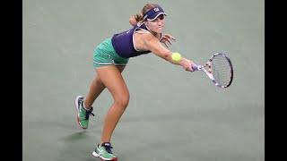 Ons Jabeur vs Sofia Kenin | US Open 2020 Round 3