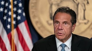 WATCH: New York Governor Andrew Cuomo holds a press conference