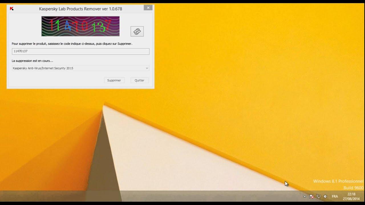 antivirus gratuit kaspersky pour windows 10