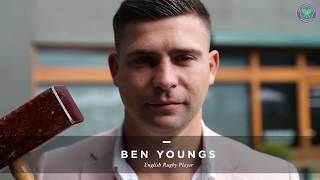 Ben Youngs takes on the Croquet Challenge