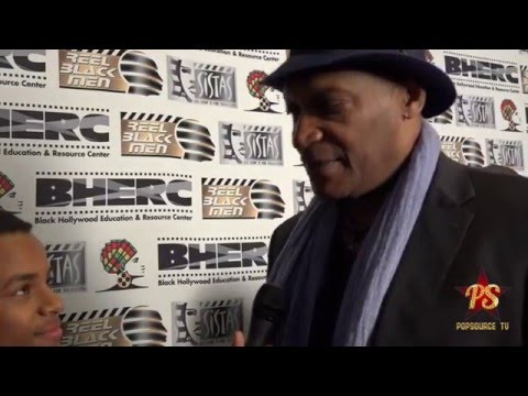Tony Todd Voice of Zoom on Flash at BHERC Event