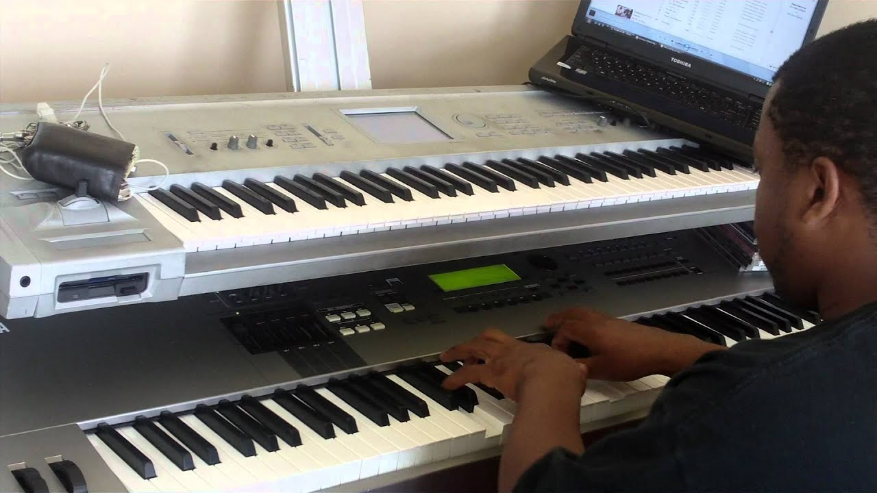 Outkast Piano Cover and Improv - Crumblin Erb - Southernplayalisticadillacmuzik