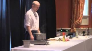 Peller Estates' Wine & Cheese Seminar 2012
