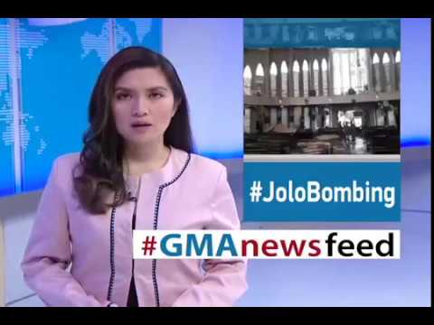 #GMAnewsfeed January 30, 2019
