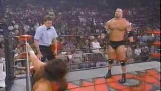 Goldberg vs Sting World Heavyweight Championship Match 14/09/1998 (HQ)