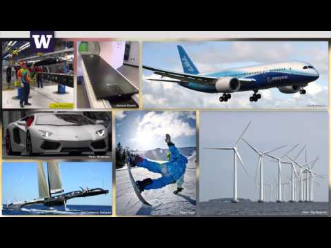 Composite Materials Overview for Engineers | UWashingtonX on edX | About Video