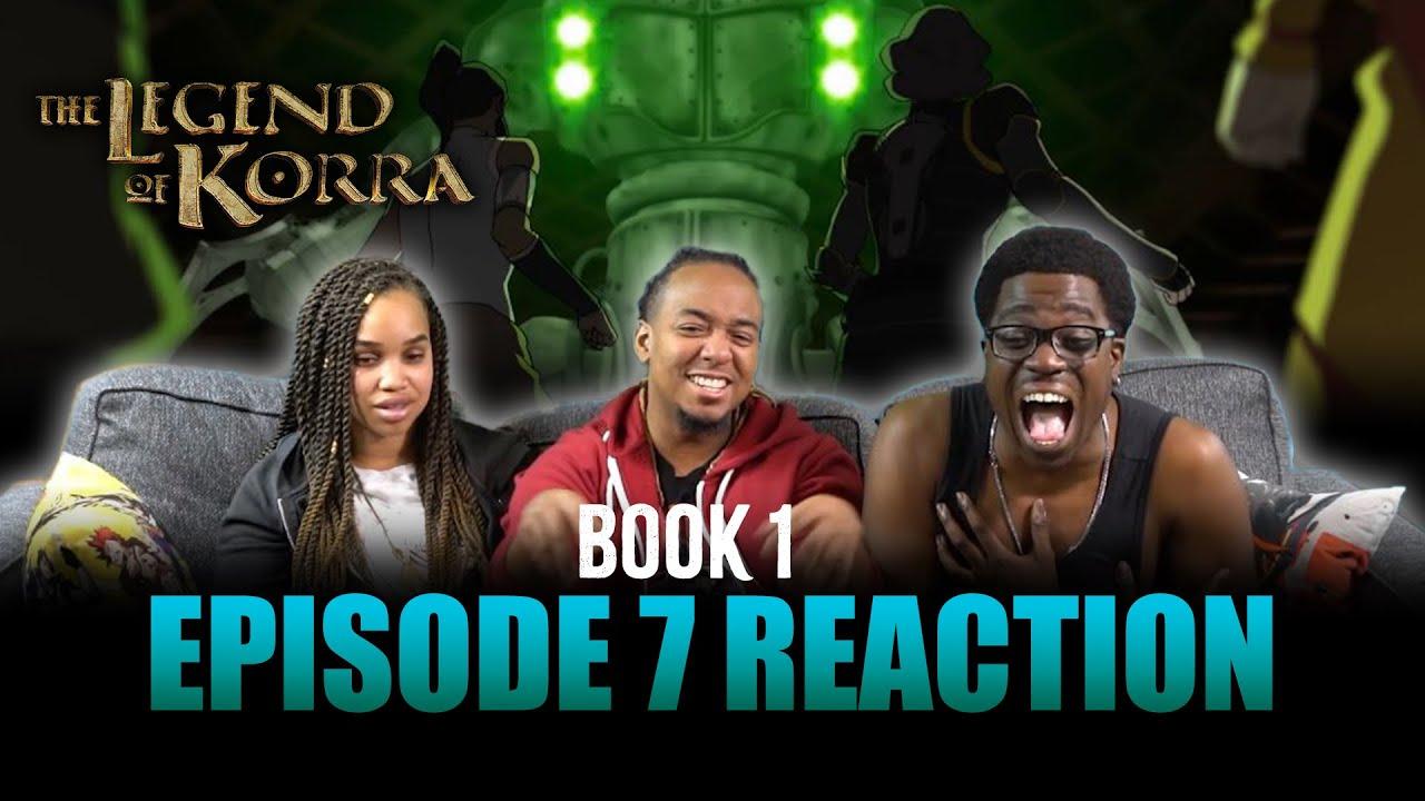 Download The Aftermath | Legend of Korra Ep 7 Reaction