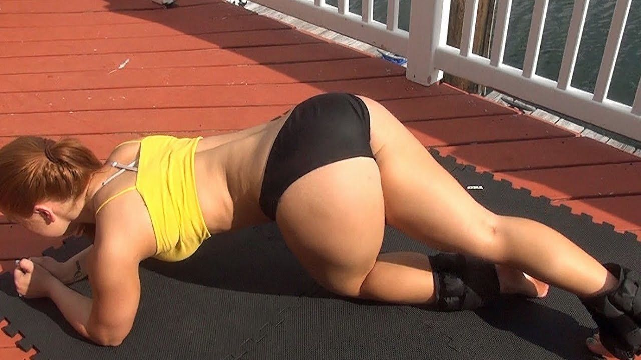 Girls Big BOOTY Butt Lifting Workout from Home!!