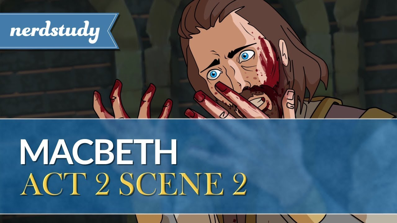 macbeth act 2 summary Macbeth, thane of glamis, receives a prophecy from a trio of witches who predict that he will become thane of cawdor and king hereafter his wife, lady macbeth, urges him to seize the.