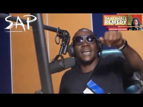 SHEARA FIRST INTERVIEW @STAR FM FEB 2018