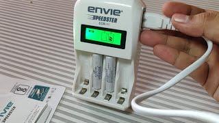 Envie Speedster ECR -11 Unboxing
