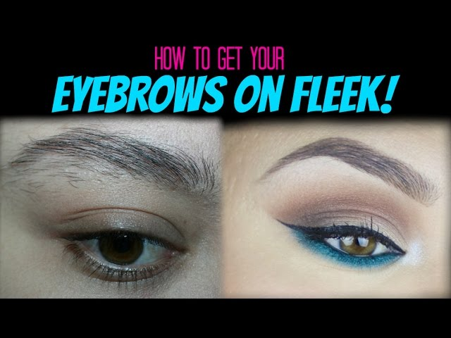 How To Perfectly Groom Your Own Eyebrows Ytube Azrbaycan