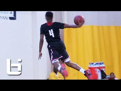 Dear College Basketball: Good Luck Guarding Dennis Smith Jr