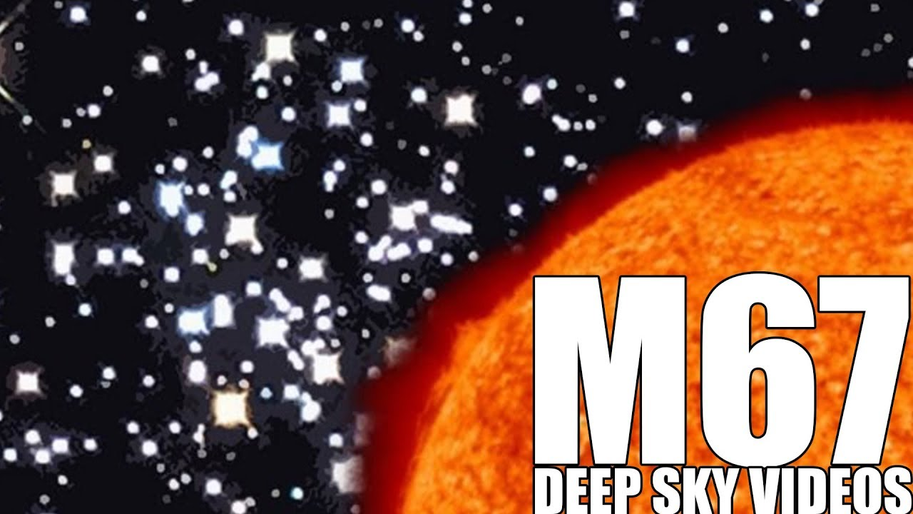 M67 - Where did the Sun come from? - Deep Sky Videos