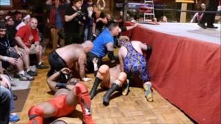 RESISTANCE Pro Wrestling: 4 WAY TAG TEAM CHAMPIONSHIP MATCH!