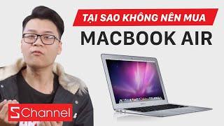 2018 rồi, đừng mua MacBook Air nữa!