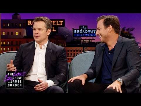 Who Is Matt Damon's Favorite Batman?