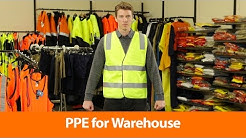 PPE For Warehouse - OHS Training Video