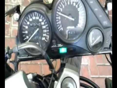 Kawasaki ZZR600 Renovation ZX600D 1992 YouTube - Zx600d Wiring Diagram