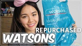8 สิ่งต้องซื้อซ้ำใน WATSON | Wonderpeach