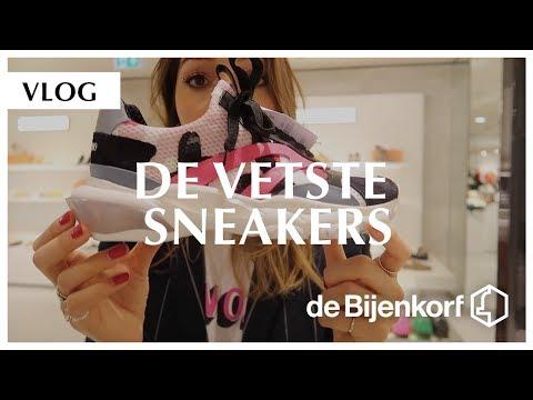 new concept 32a9c bb106 Sneaker trends voor mannen en vrouwen!   de Bijenkorf vlog #4 - YouTube