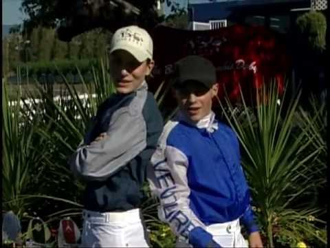 it's Breeders's Cup '2006' in 5 minutes and Fast