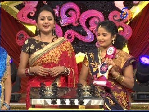 Star Mahila | 9th August 2017 | Full Episode | ETV Telugu