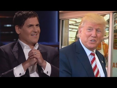Mark Cuban Snags Front Row Seat For Highly Anticipated Clinton-Trump Debate