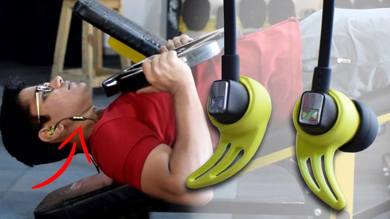 f0d55c1686e Sennheiser CX SPORT Review w/ Sports, Gym, Mic Tests! - YouTube