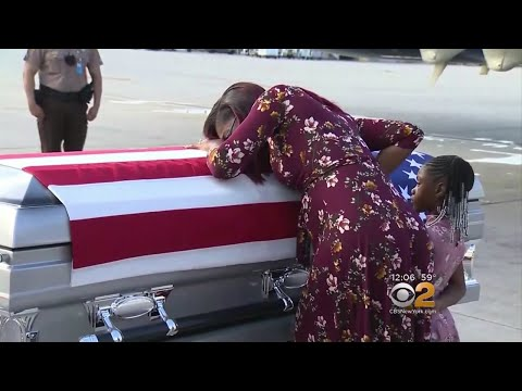 Trump, Democrat Rep. Differ On Call To Soldier's Widow