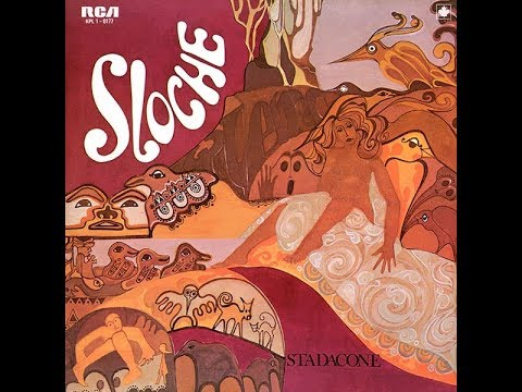 Sloche - Stadaconé 1976 FULL VINYL ALBUM (progressive rock)