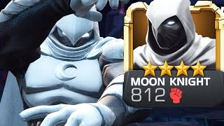 Marvel: Contest of Champions - 4-Star MOON KNIGHT!!