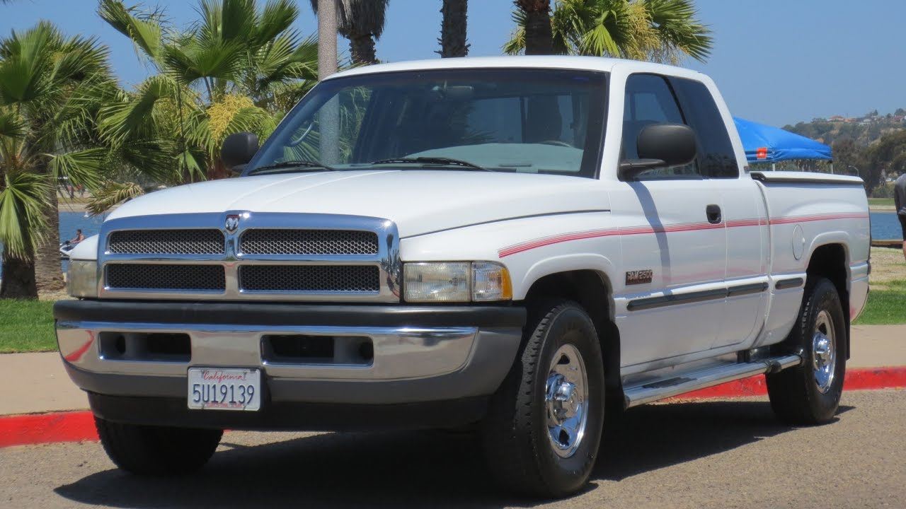 1998 DODGE RAM 2500 5.9L 12 VALVE DIESEL EXTENDED CAB 4 DOOR SHORT BED 12V CUMMINS WALK AROUND & 1998 DODGE RAM 2500 5.9L 12 VALVE DIESEL EXTENDED CAB 4 DOOR SHORT ... pezcame.com