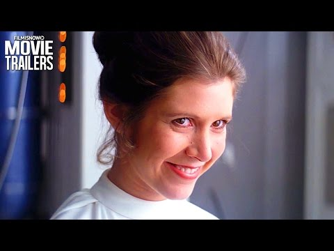 Disney & Lucasfilm's Touching Tribute To Carrie Fisher