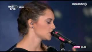 Francesca Michielin ai Battiti Live 2016 di Matera - 14.08.2016