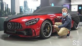 My AMG GT R Roadster HAS ARRIVED!