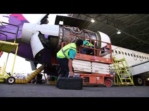 Hawaiian Airlines' Aircraft Mechanic Apprenticeship Program