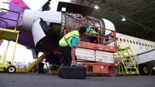 Hawaiian Airlines' Aircraft Mechanic Apprenticeship Program