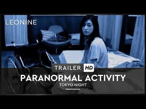 Paranormal Activity - Tokyo Night - Trailer - (deutsch/german)