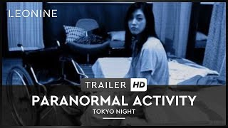 Paranormal Activity - Tokyo Night - Trailer - (deutsch/german)