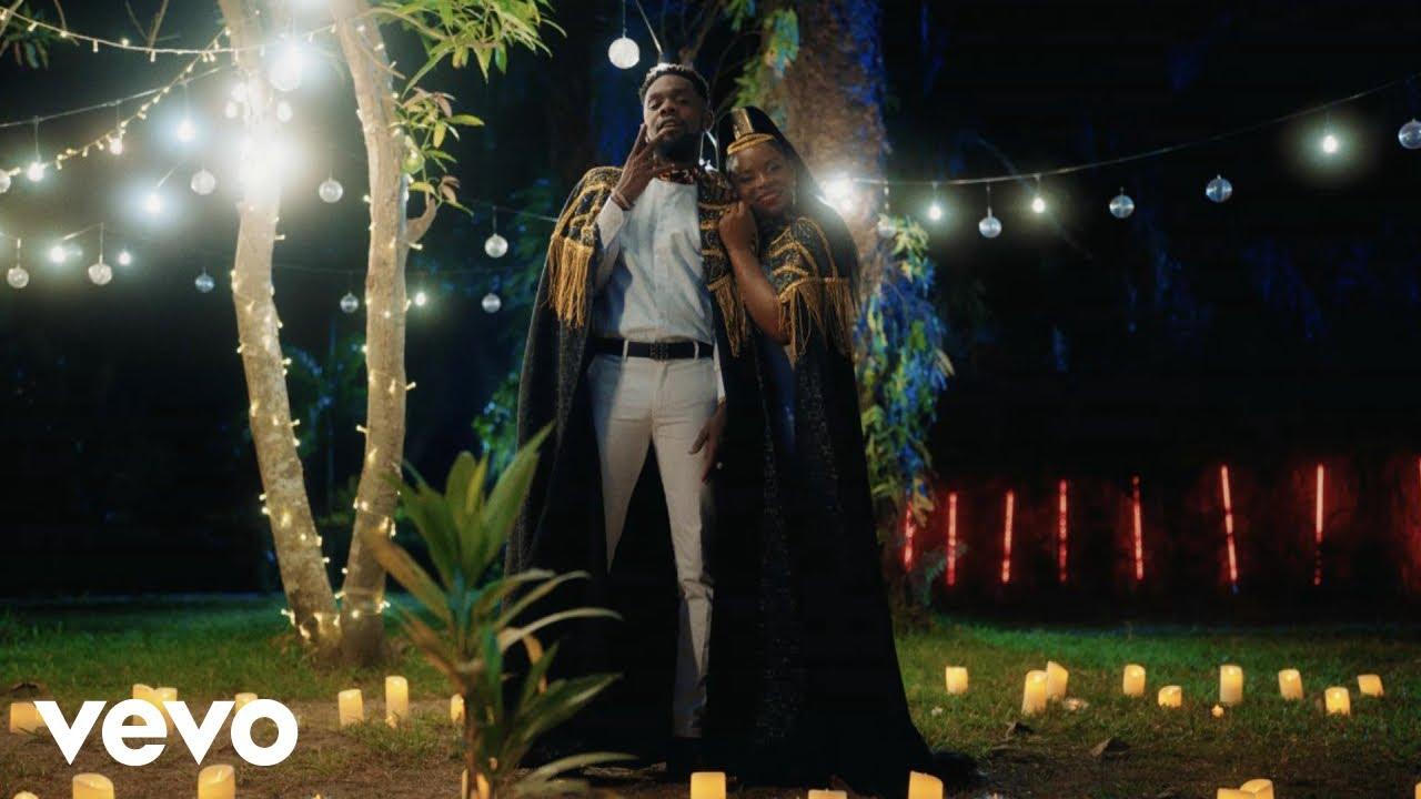 Download Patoranking - Mon Bébé (Official Video) ft. Flavour