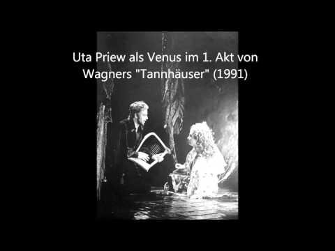 Wagner: Tannhäuser - 1. Akt (1991, Uta Priew, Goldberg, Lorenz)