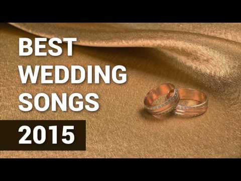 Best Wedding Songs 2015