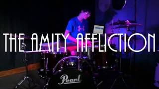 The Amity Affliction - All F***ed Up - Drum Cover - Explicit